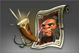Mythical Announcer: Axe