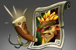Mythical Announcer: Bristleback