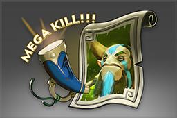 Rare Mega-Kills: Nature's Prophet