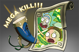 Mythical Mega-Kills: Rick and Morty