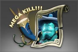 Rare Mega-Kills: Storm Spirit