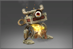 Unusual Mythical Mechjaw the Boxhound