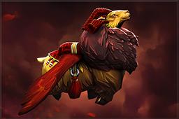 Mythical Redhorn