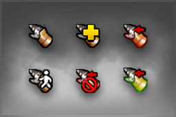Mythical Warcog Cursor Pack