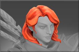 Common Wind Ranger's Head