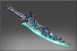 Rare Twisted Ghostblade of the Frozen Apostle