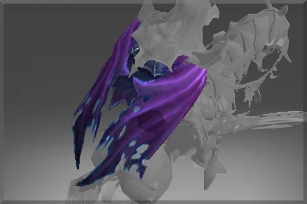 ToXiC RadiAtiOn's Winged Shroud of Ruin