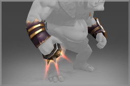 Mythical Armguards of the Darkbrew Enforcer