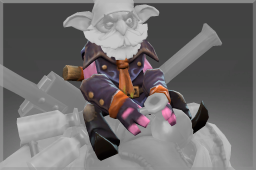 Mythical Garb of the Darkbrew Enforcer