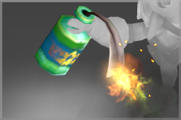 Mythical Molotov Cocktail of the Darkbrew Enforcer