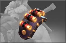 Mythical Shotgun Sling of the Darkbrew Enforcer