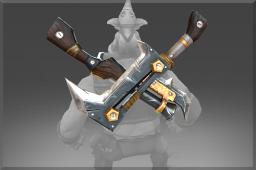 Mythical Shotgun Blade of the Darkbrew Enforcer