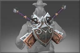 Uncommon Toxic Siege Blades