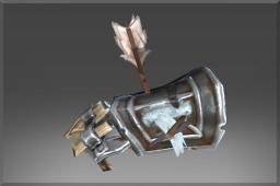 Uncommon Toxic Siege Bracers