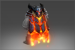 Immortal Mantle of the Cinder Baron