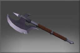 Uncommon Heavy Steel Axe