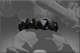 Strange Inscribed Berserker's Belt