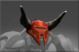 Strange Inscribed Uncommon Demon Blood Helm