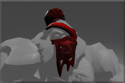 Uncommon Red Mist Reaper's Mask