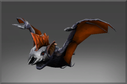 Auspicious Mythical Bertha the Morde-bat