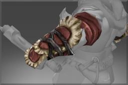 Uncommon Red Talon Bracers