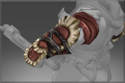 Uncommon Red Talon Bracers