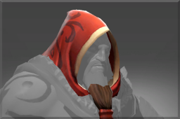 Rare Red Talon Hood