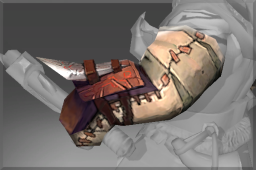Common Tribal Stone Vambrace