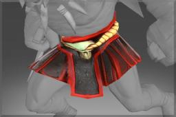 Uncommon Gallows Understudy Skirt