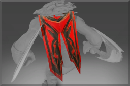 Uncommon Tribal Terror Cape