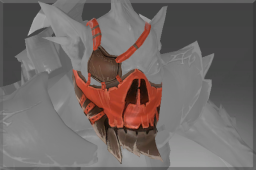 Uncommon Mask of Dark Ferocity