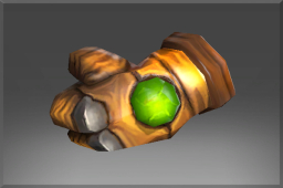 Common Emerald Frenzy Glove