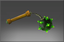 Emerald Frenzy Flail