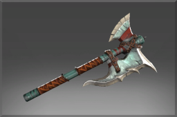 Rare Bloodrage Axe