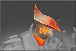 Mythical Helm of Infernal Despair