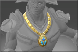 Common Scarab Pendant of the Priest Kings