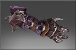 Uncommon Scorched Fletcher Gloves