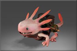 Inscribed Mythical Axolotl