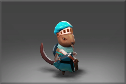 Unusual Mythical Beaver Knight