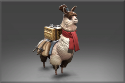 The Llama Llama The Llama Llama courier... with a courier THIS good, you name him TWICE!
