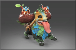 Genuine Legendary Shagbark the Plush