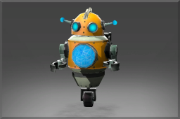 Cursed Mythical Tinkbot