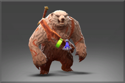 Unusual Mythical Virtus Werebear