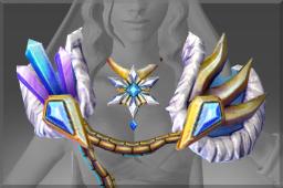 Uncommon Mantle of the Crystalline Queen