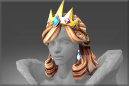 Rare Tiara of the Crystalline Queen