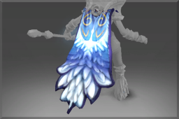 Rare Cape of the Frozen Feather