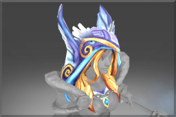 Uncommon Hood of the Frozen Feather