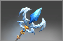 Uncommon Staff of the Frozen Feather