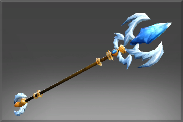 ToXiC RadiAtiOn's Staff of the Frozen Feather