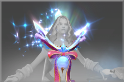 Strange Immortal Yulsaria's Mantle